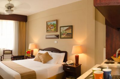 Our accessible studio will make your stay easier in San Jose.